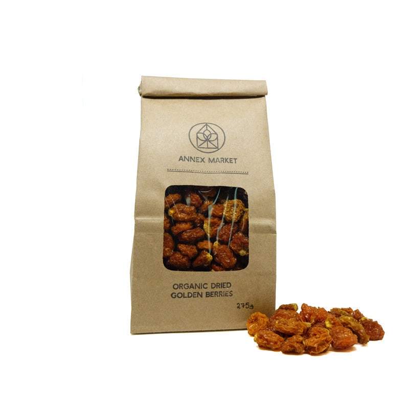 Organic Dried Golden Berries - 275g