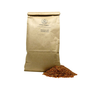 Organic Red Jasmine Rice - 2.2kg / 5lb