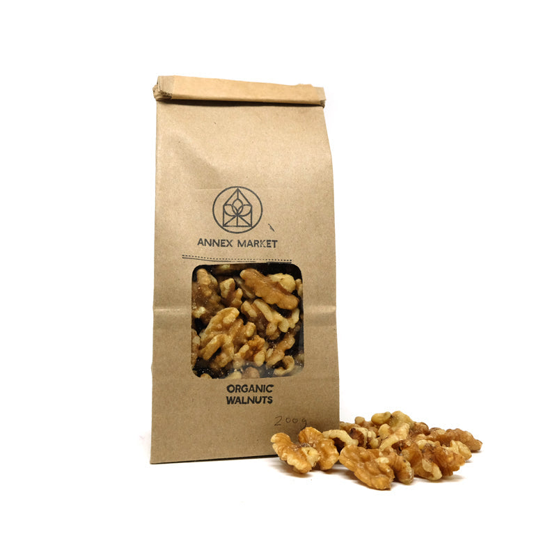 Organic California Walnuts - 200g
