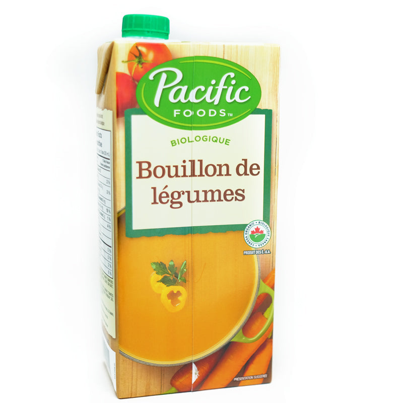 Organic Vegatable Broth (1L)