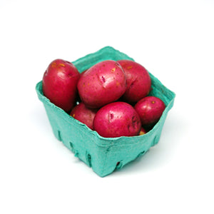 Organic Red potatoes - 1pt