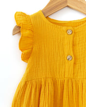 Load image into Gallery viewer, Pippa Dress | Mustard