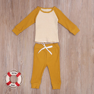 Ribbed Set for Boys - Little Boo Store