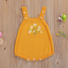 Load image into Gallery viewer, Sweet Daisy Romper