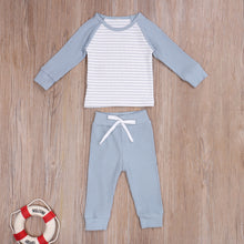 Load image into Gallery viewer, Ribbed Set for Boys - Little Boo Store