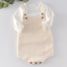 Load image into Gallery viewer, Elsie Knit Romper - Little Boo Store