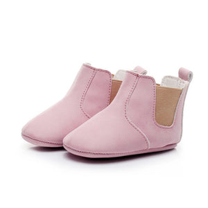 Scout Booties - Pink - Little Boo Store
