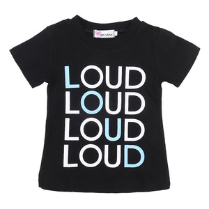 LOUD Tee - Little Boo Store