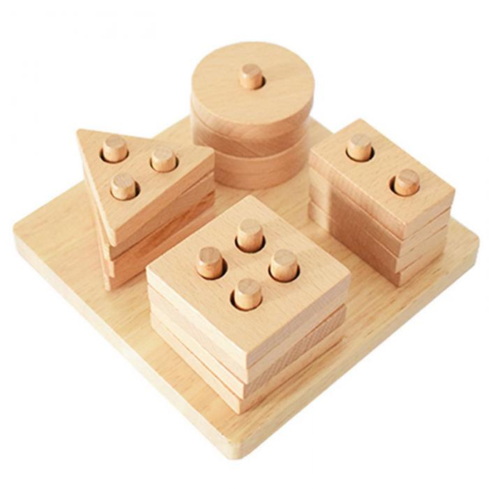 Shape Stacker - Little Boo Store