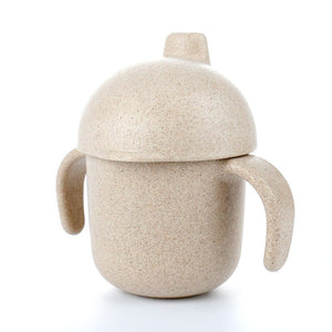 Wheat Straw Sippy Cup - Little Boo Store