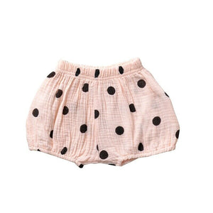 Spotty Pink Bloomers