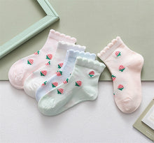 Load image into Gallery viewer, Strawberry Sock Set - Little Boo Store