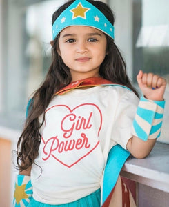 Girl Power Tee - Little Boo Store