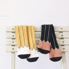 Load image into Gallery viewer, Pencil Knee Socks - Little Boo Store