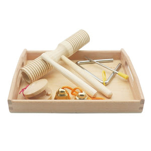 Musical Instruments with Tray