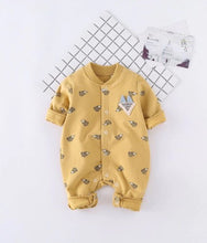 Load image into Gallery viewer, Hedgehog Romper - Little Boo Store