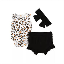 Load image into Gallery viewer, Leopard Outfit