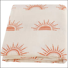 Load image into Gallery viewer, Muslin Swaddle - Sunny