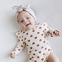 Load image into Gallery viewer, Little Love Bodysuit - White - Little Boo Store