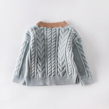 Load image into Gallery viewer, Cable Knit Cardigan - Little Boo Store
