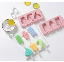 Icy pole Silicone Mould