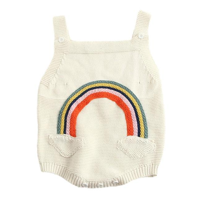Over The Rainbow Knit