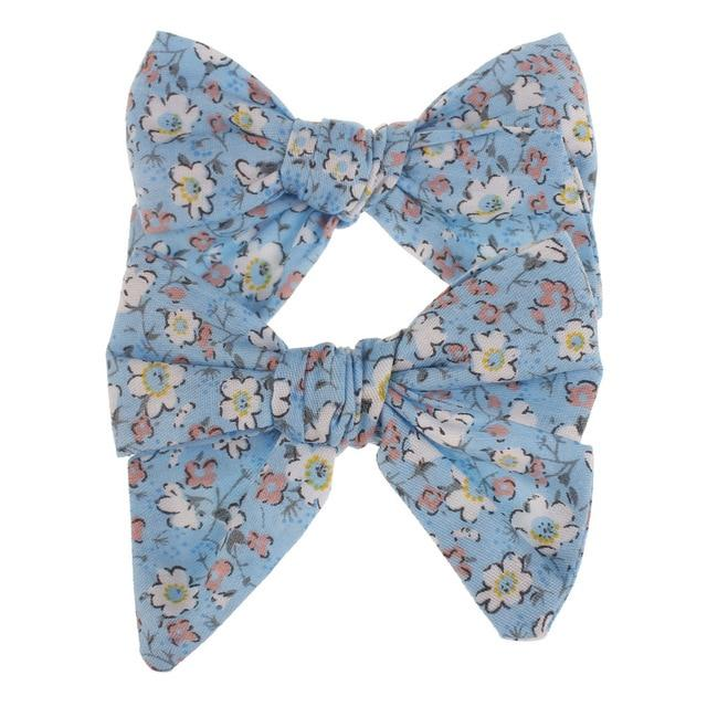 Big Bow Pack - Blue - Little Boo Store