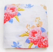 Muslin Swaddle - Flower