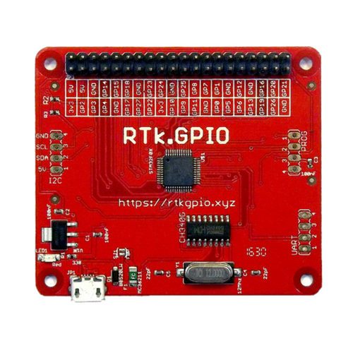 RTk.GPIO (Ryanteck PC GPIO Interface)