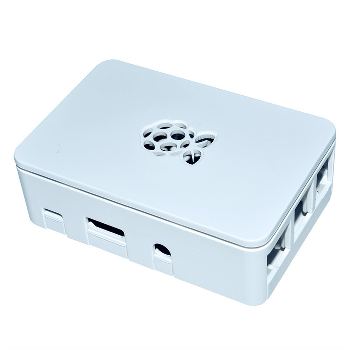 OFFICIAL RASPBERRY Pi WHITE CASE