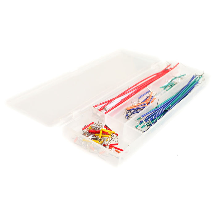 JUMPER CABLE KIT (10 COLOR / 14 LENGTHS)