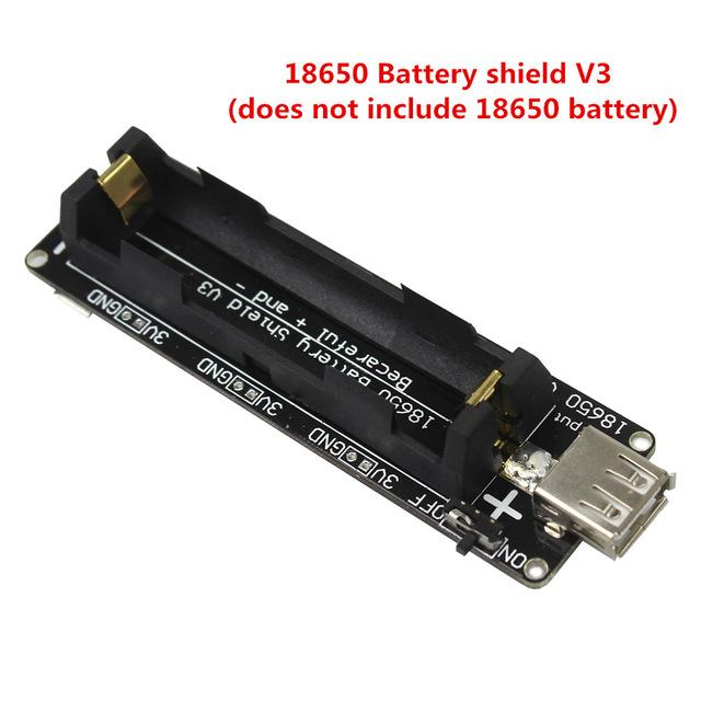 18650 Battery Shield V3