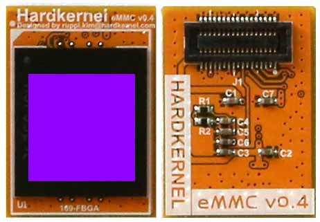 16GB eMMC Android Module till ODROID C4