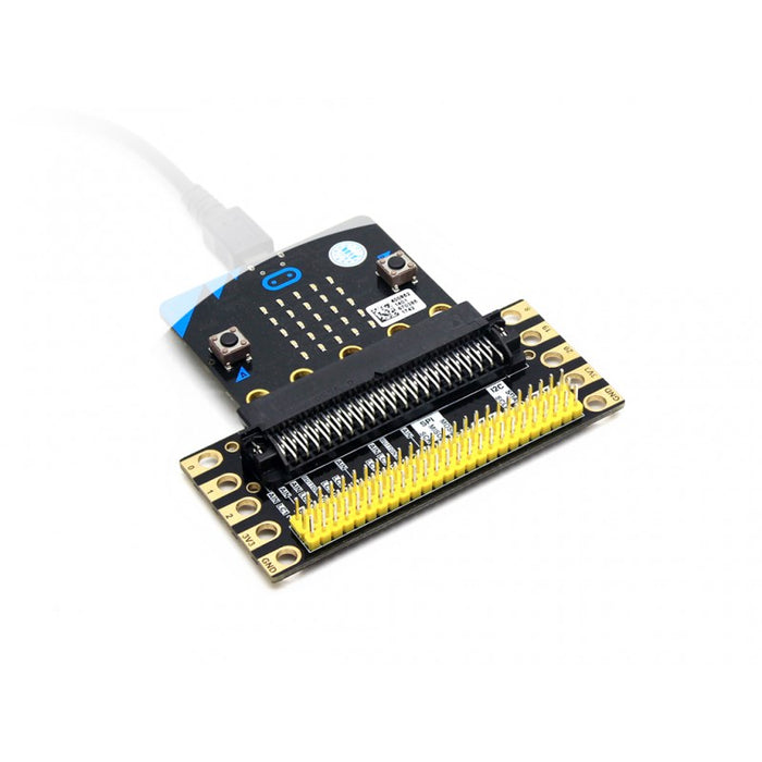 Edge Connector Breakout I / O Expansion för BBC micro:bit