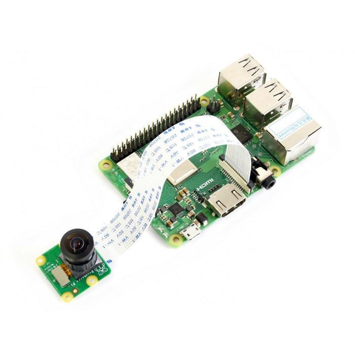 IMX219 8MP Kamera Modul för Raspberry Pi Camera Board V2 160 Graders FoV