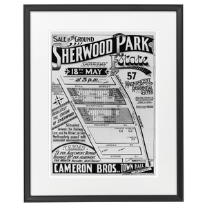 1912 Sherwood - Sherwood Park Estate - 108 years old today