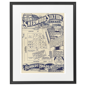 1929 Sherwood - Sherwood Station Estate - 91 years old today