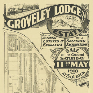 1918 Mitchelton - Groveley Lodge Estate