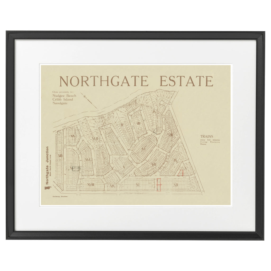 1922 Northgate - Northgate Estate