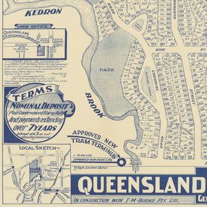 1925 Wavell Heights - Shaw's Estate, Kedron