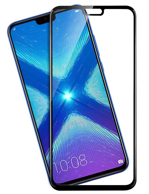 Honor 8X Ultra Clear 6D Tempered Glass Screen Protector