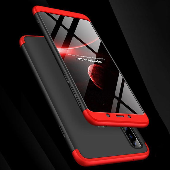 Galaxy A9 2018 Complete 360° Protection Matte Back Hard Case