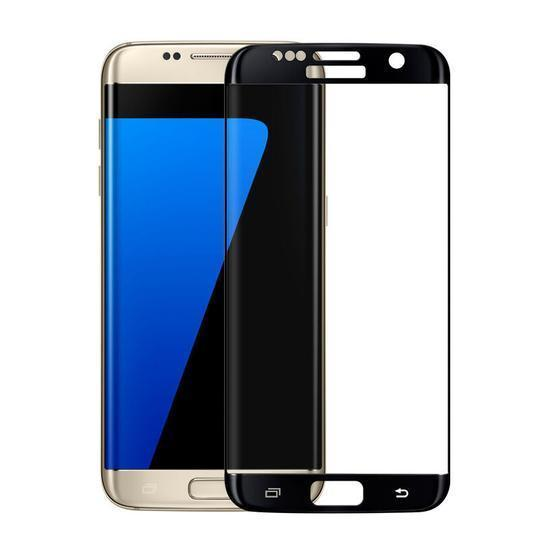 Galaxy S7 Ultra Clear 6D Tempered Glass Screen Protector