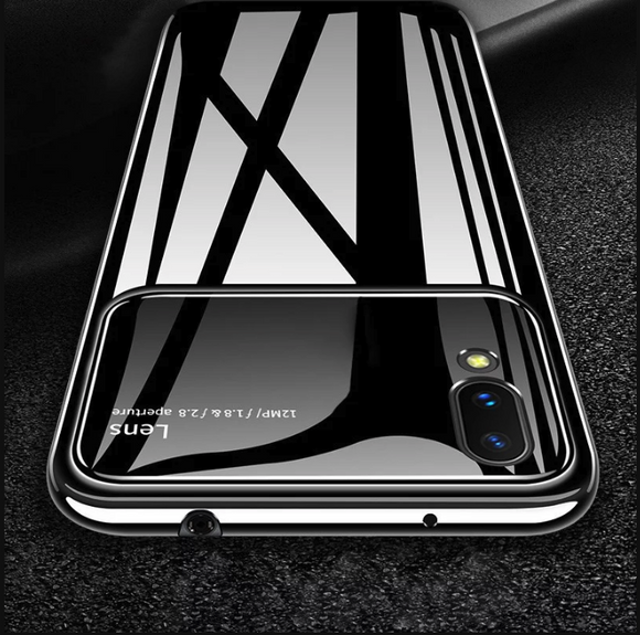 Vivo V11 Pro Luxury Lens Glossy Edition Super Smooth Back Cover