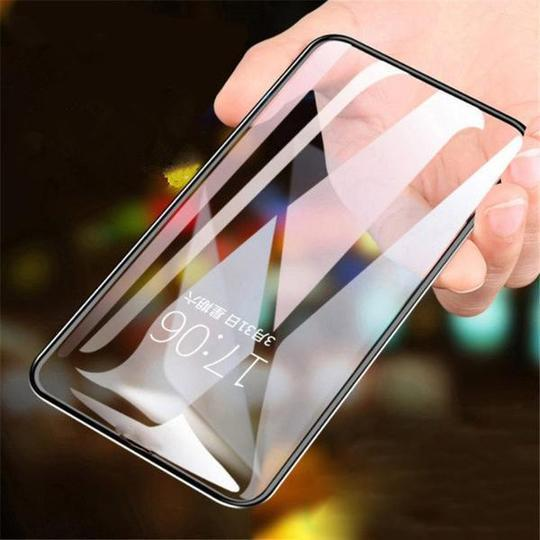 37d3606742f8 Vivo V15 Pro Ultra Clear 6D Tempered Glass Screen Protector – Few Cases
