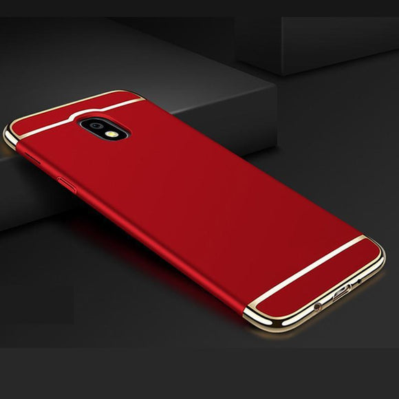 Galaxy J7 Pro Electroplating Hard Back Case