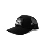 Rough House - Trucker Hat (Black/Grey)