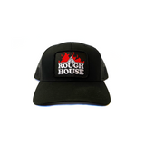 Rough House - Trucker Hat (Black/Red)