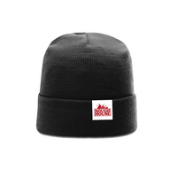Rough House - Beanie (Black/Red)