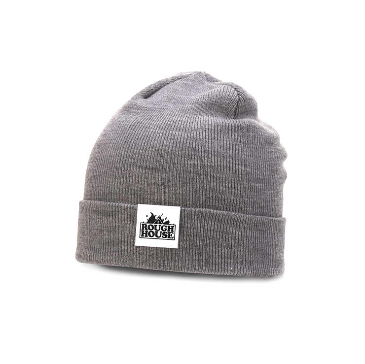 Rough House - Beanie (Grey/Black)